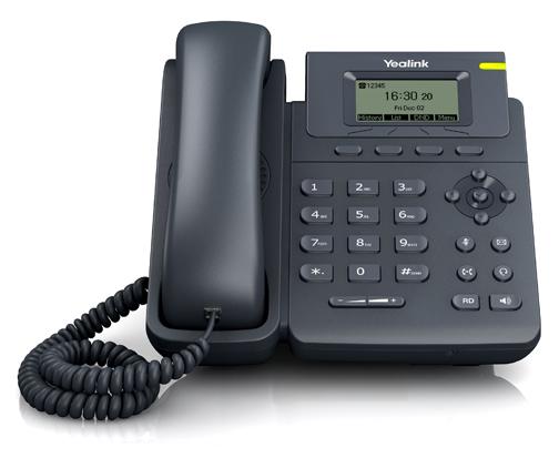 Yealink T19 Teléfono IP