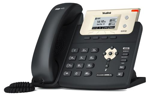 Teléfono IP SIP T21P Yealink